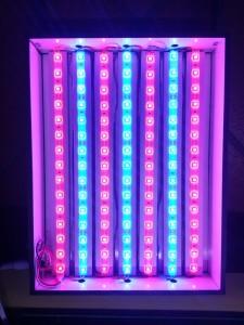 Modifica luce filtro Turf